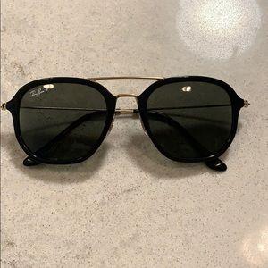 RayBan polarized unisex sunglasses
